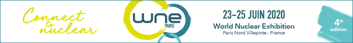WNE World Nuclear Exhibition 2020
